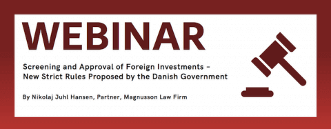 Screening and Approval of Foreign Investments